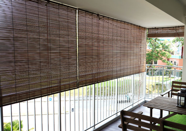 Curtain For Balcony: Kah Huat Textile Co