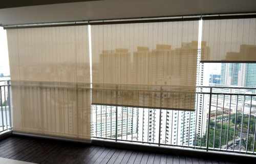 singapore window blinds